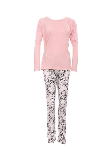 Lingabooms Pijama Takım Pembe